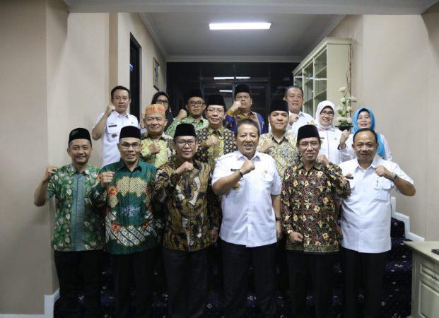 Arinal ke Mukri: Lampung Layak Jadi Tuan Rumah Muktamar NU ke-34
