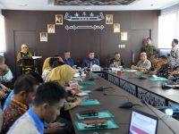 Bupati Dendi Apresiasi Peserta Pengukuhan dan Sosialisasi Program TPKAD Pesawaran