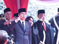 Putra Kedua BJ Habibie Serahkan Jenazah ke Negara, Jokowi Pimpin Upacara Pemakaman