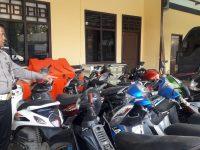 Operasi Patuh Krakatau 2019, Polres Tanggamus Tilang 2.005 Pelanggar Lalu-lintas