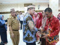 Dendi Lepas Rombongan Wisata Rohani Ziarah ke Makam Walisongo Tahap Pertama 2019
