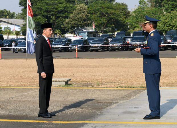 Ini Tiga Pesan Jokowi kepada TNI