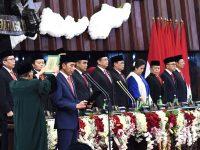 Lima Fokus Kerja Jokowi di Periode Kedua Pemerintahan