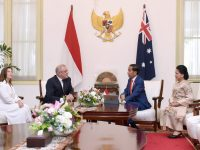 Jokowi Terima Kunjungan Kehormatan Pimpinan Negara Sahabat Sebelum Pelantikan