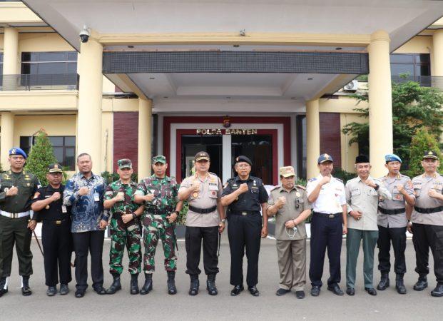 Kapolda Banten: Sampai Pelantikan Presiden dan Wapres Terpilih, Kondisi Banten Aman dan Kondusif