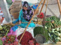 Pasca Kemarau, Harga Bawang Merah di Pasar Tradisional Waykanan Naik, Cabai Menurun