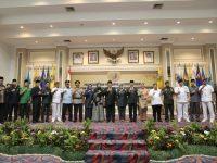 Sah! Fahrizal Darminto Dilantik sebagai Sekretaris Daerah Provinsi Lampung