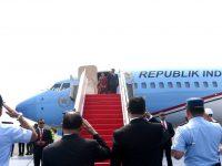 Presiden Jokowi Bertolak ke Thailand Hadiri KTT ke-35 Asean