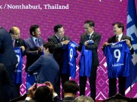 Jersey Nomor 21 untuk Presiden Joko Widodo dan Indonesia