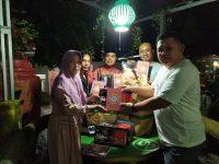 Tiga Komunitas Sosial Wakafkan Mushaf Alqur'an ke Lapas Kalianda Lamsel
