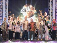 Ribuan Masyarakat Saksikan Pembukaan Festival Kopi Lampung 2019