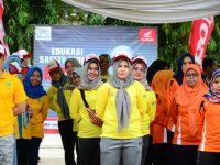 Rangkaian Kegiatan Peringatan HKN ke-55 Tingkat Provinsi Lampung Meriah