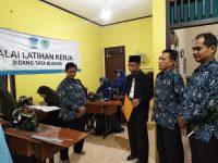 Abdul Hakim Kunjungi Rumah Pemberdayaan Dhuafa LAZDAI
