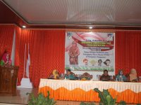 Bupati Dewi Handajani Hadiri Kegiatan Lomba Bunda PAUD Pekon Berprestasi