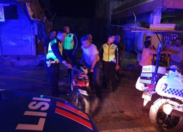 Polisi Amankan 6 Sepeda Motor Protolan, Diduga Siap Balapan Liar