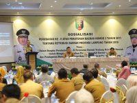 Gubernur Optimistis Retribusi Tol, Bandara dan Pelabuhan Tingkatkan Ekonomi Lampung
