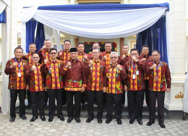 Fahrizal Darminto Buka Rakor Forsesdasi Komisariat Wilayah Lampung 2019