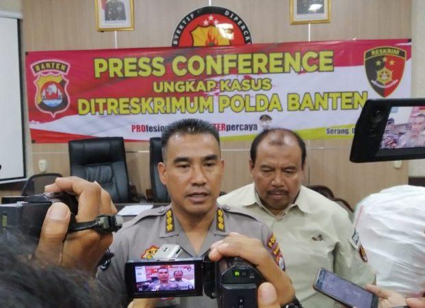 Kabid Humas Polda Banten: Jangan Jadikan Akhir Tahun Pesta Narkoba