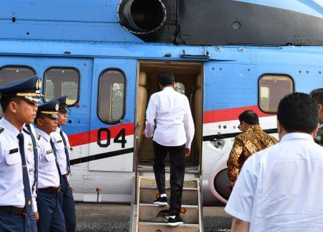 Presiden Akan Resmikan Pabrik Petrokimia dan Jalan Tol di Banten