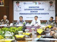 Gubernur Arinal Ajak Perbankan Bangun Sinergitas Sukseskan PKPB