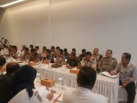 Polda Banten Hadiri Rakor Forkopimda Lampung-Banten, Kesiapan Pengamanan Nataru