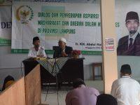Abdul Hakim Dengar Curhat Kenaikan Iuran BPJS