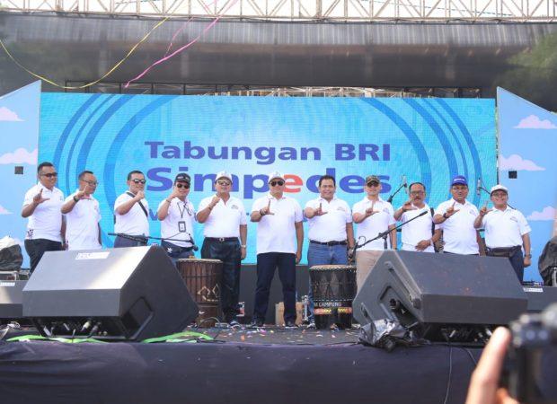 Gubernur Arinal Ajak BRI Terus Dorong Pertumbuhan Perekonomian Daerah
