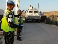 Satgas Polisi Militer TNI Ikuti Latihan UNIFIL di Lebanon Selatan