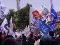 Kampanye Akbar Cawapres 02 Sandiaga Uno, Berjanji Mensejahterakan Guru-Guru Honorer