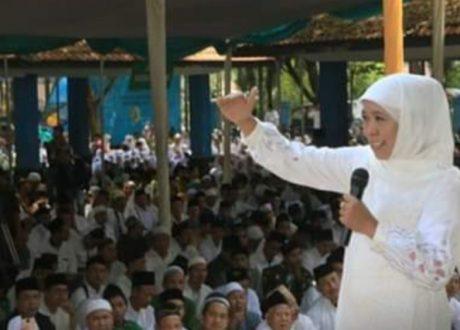 Gubernur Jawa Timur : NU Jadi Garda Terdepan Bela NKRI