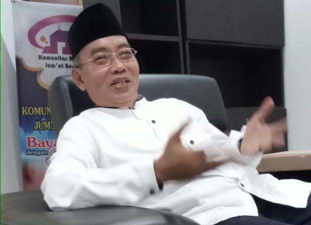 Ketua DKM Masjid Raya Al- Bantani Himbau Tolak Ajakan Serukan People Power
