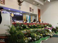 Sidang Paripurna DPRD Lampung, Arinal Paparkan Enam Visi Misi