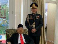 Kombes Sabilul Alif Jadi Ajudan Wakil Presiden RI