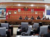 Sidang Paripurna Raperda Pertanggung Jawaban APBD 2018 Lamsel Gagal Digelar