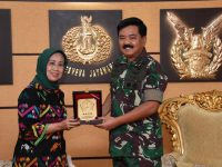 Berita Photo: Panglima TNI Terima Kunjungan Ombudsman RI