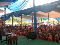 Masyarakat Pulau Panggung Dukung Herman HN Sejahterakan Petani